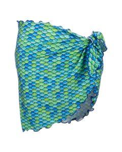 aussie green sarong