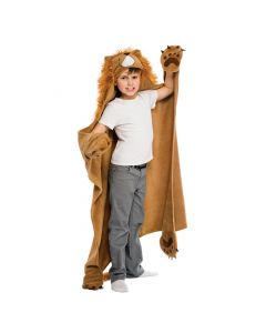 wearable lion blanket