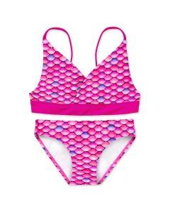 Girls Malibu Pink Bikini Set