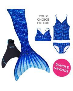 Mermaidens Bundle: Arctic Blue