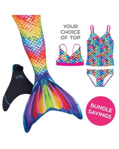 Mermaidens Bundle: Rainbow Reef