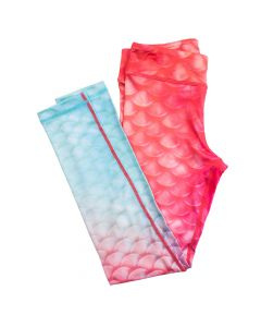 Bahama Mermaid Leggings