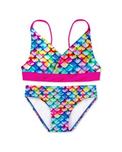 Girls Rainbow Reef Bikini Set