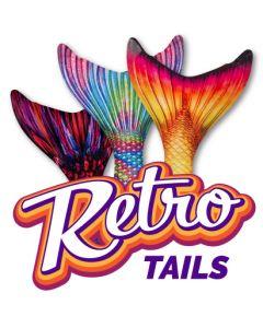 Custom Reprint Mermaid Tails