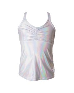 Iridescent Tankini Top