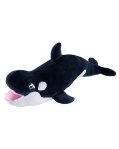 Snowflake the Orca Whale Plush Toy