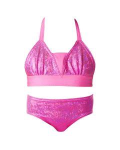 Bikini Set in Passion Pink