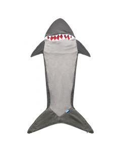 Chomps Shark Blanket for Kids