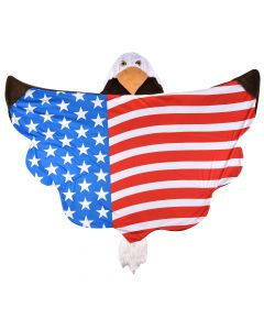 Wild Things Ace Eagle Blanket