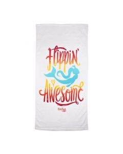 Flippin' Awesome Towel
