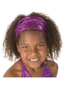 Purple Sky Headwrap
