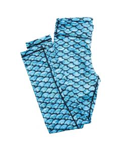 Tidal Mermaid Leggings