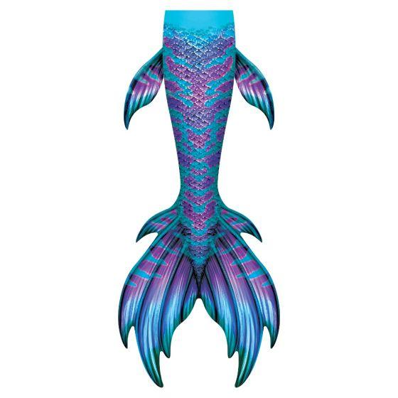 Indigo Neptune Elite Mermaid Tail