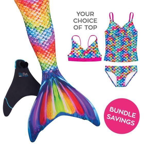 Mermaidens Bundle: Rainbow Reef