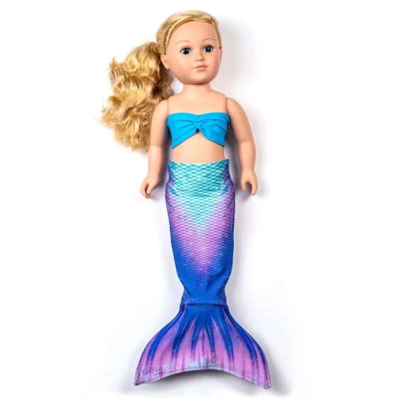 Lotus Moon Doll Tail Set – 18-Inch