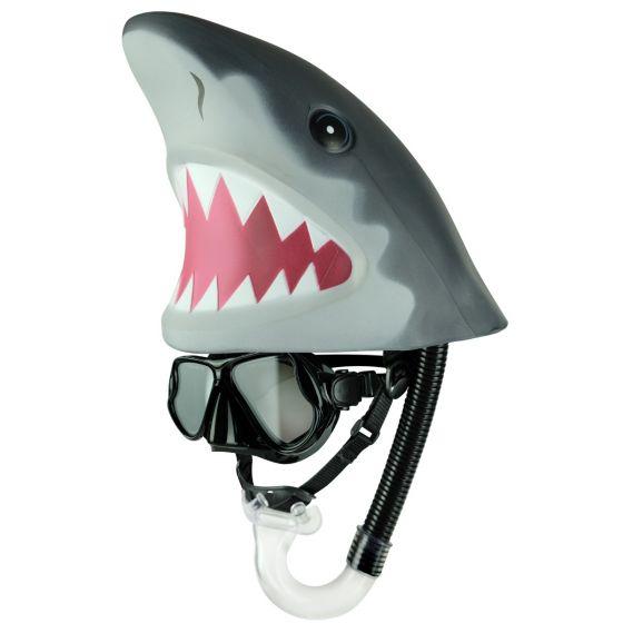 Snorkimals™ Shark Snorkel & Goggles Swim Toy