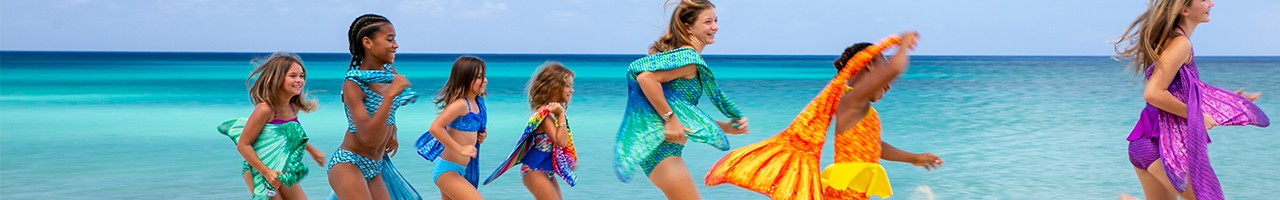 Swimwear for Girls and Boys