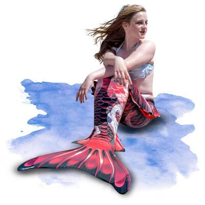 Atlantis Mermaid Tail