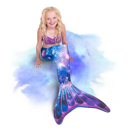 Limited Edition Mermaid Tails