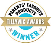 tillywig toy award logo